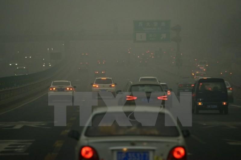 Trung Quốc quyết chống ô nhiễm không khí tại Bắc Kinh và vùng lân cận