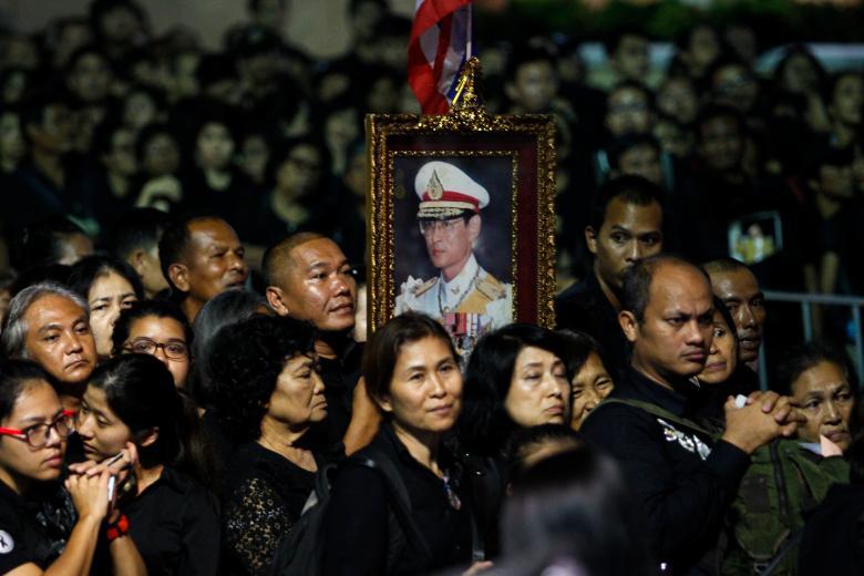 Thái Lan tổ chức lễ hỏa táng cố Quốc vương Bhumibol