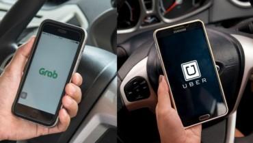 Tp.HCM yêu cầu Uber, Grab ngừng kết nối thêm xe