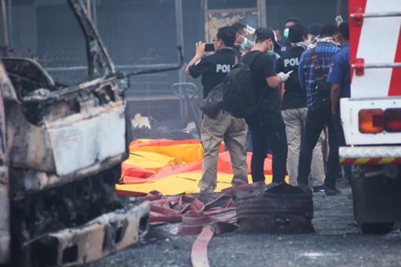 Indonesia: Nổ nhà máy sản xuất pháo hoa, ít nhất 27 người chết