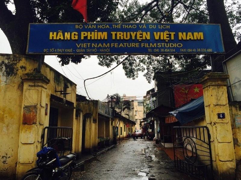 Bộ VH-TT&DL đề nghị tạm dừng đấu giá tài sản tại Hãng phim truyện Việt Nam