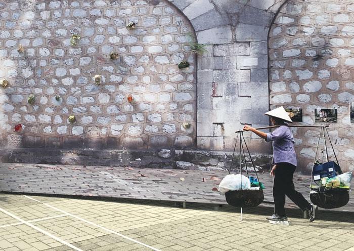 Sẽ chọn một đề xuất sáng tạo cho phố Phùng Hưng