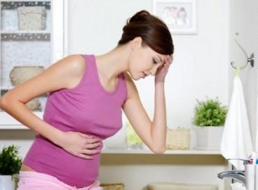 Đột ngột hết ốm nghén: Coi chừng thai lưu