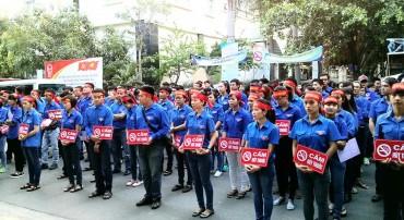Tỷ lệ người hút thuốc lá tại Việt Nam đang giảm mạnh