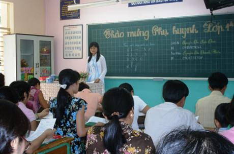 7 khoản Bộ GD&ĐT không cho phép Ban đại diện cha mẹ học sinh được thu