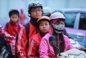 Bắc Bộ chuyển rét, mưa đặc biệt to từ Thừa Thiên-Huế đến Quảng Ngãi