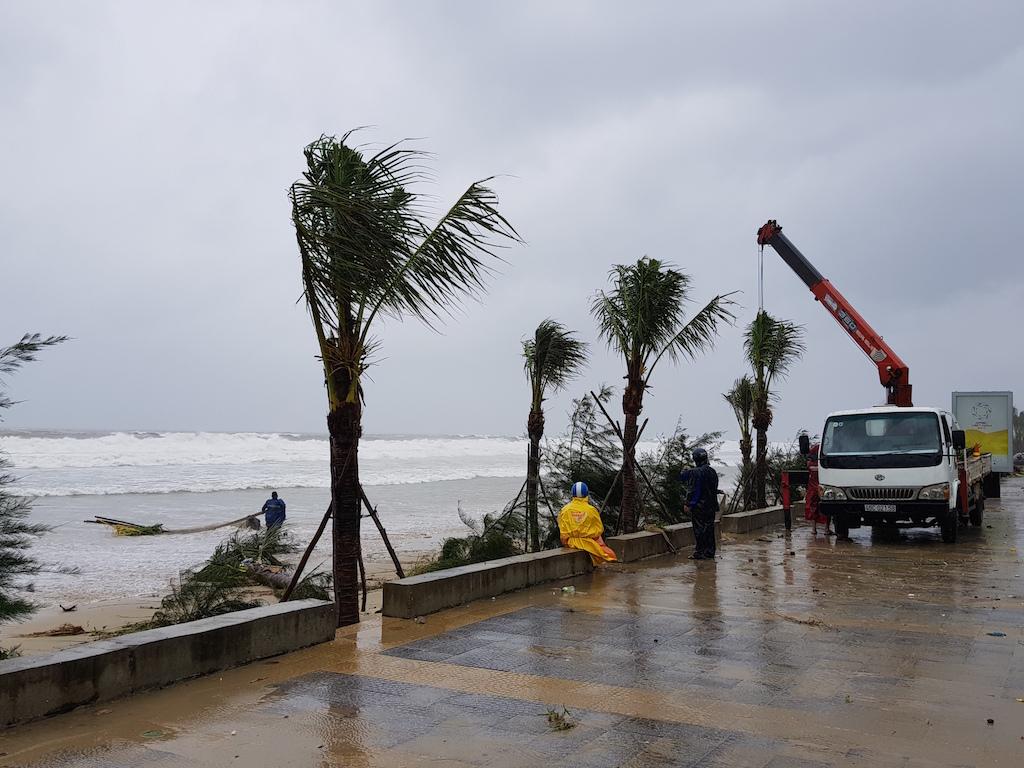 58 người chết và mất tích do bão số 12