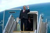 Thủ tướng đến Philippines, bắt đầu tham dự ASEAN-31