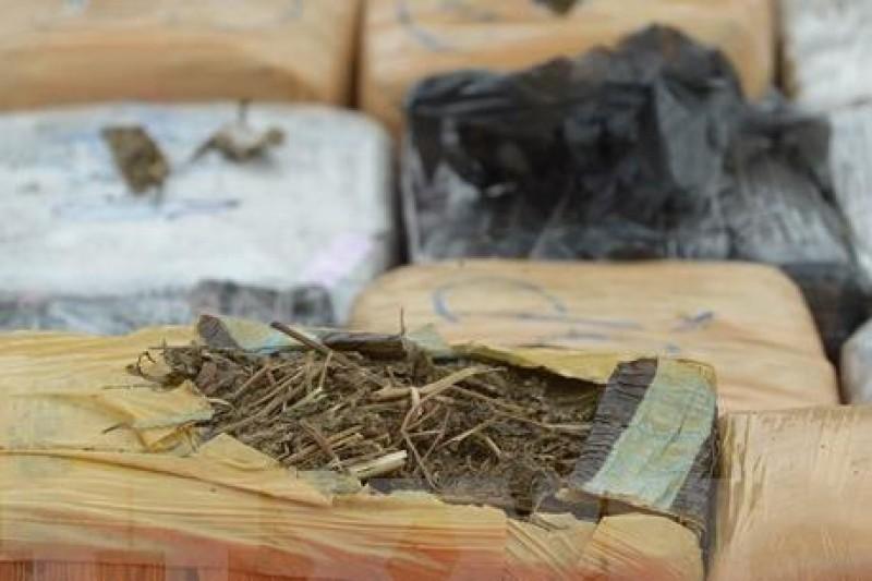 Hơn 13 kg thảo mộc nghi cần sa vận chuyển qua đường hàng không