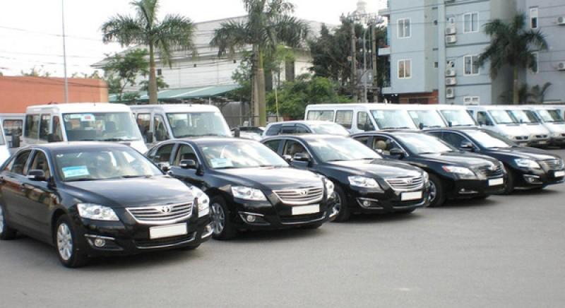 Dự thảo tiêu chuẩn và định mức sử dụng ô tô công