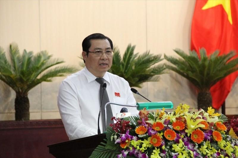 Chủ tịch thành phố Đà Nẵng bị kỷ luật cảnh cáo