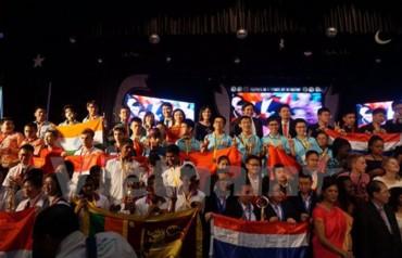 Việt Nam đăng cai Olympic toán và khoa học quốc tế năm 2019