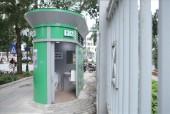 Có thêm 50 nhà vệ sinh thông minh phục vụ người Hà Nội