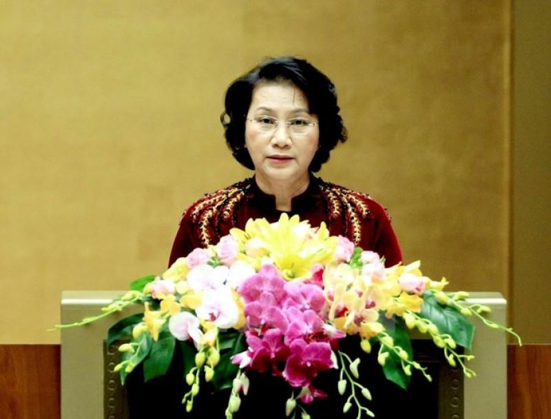 Chủ tịch Quốc hội Nguyễn Thị Kim Ngân thăm chính thức Australia