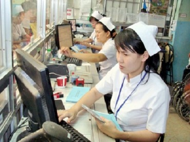 Từ 1/1/2016, Hà Nội ứng dụng CNTT tại tất cả các bệnh viện