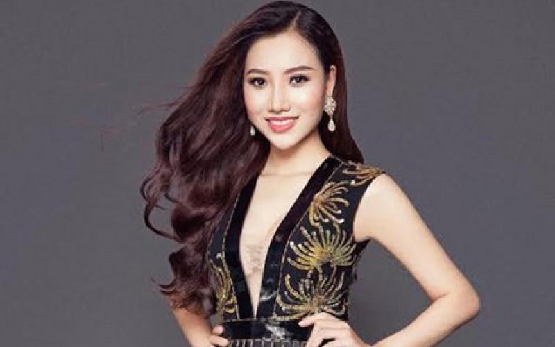 Hoàng Thu Thảo chính thức được cấp phép dự thi Hoa hậu Du lịch quốc tế
