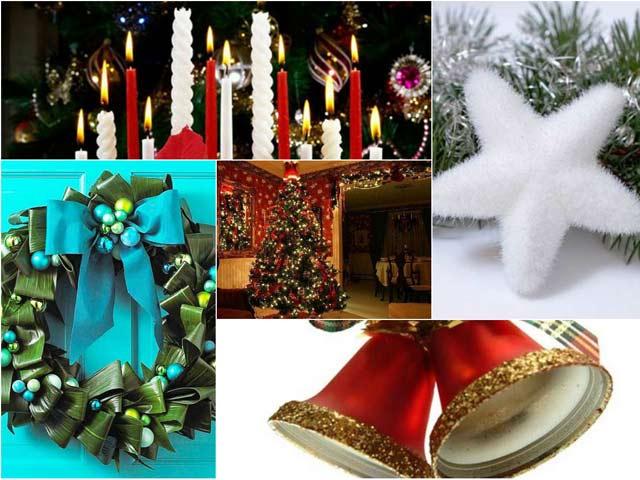 8 món đồ trang trí không thể thiếu trong nhà dịp Noel