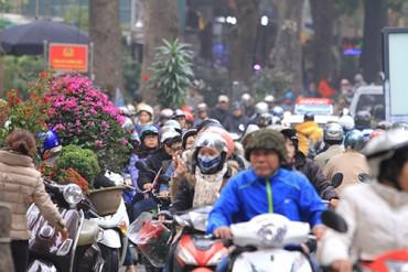 Công điện của Thủ tướng: Bảo đảm trật tự, an toàn giao thông dịp Tết
