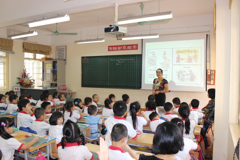 Đổi mới và phát triển giáo dục: Phải bắt đầu từ người thầy...