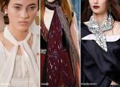 7 kiểu điệu đà với khăn