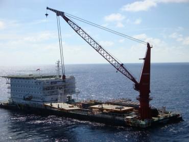 Quy định giá dịch vụ công trình biển