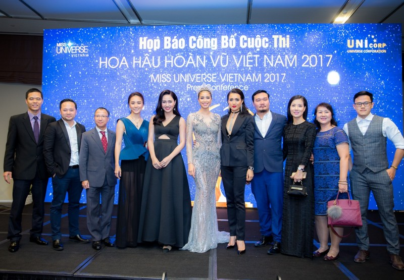 Hoa hậu Hoàn vũ Việt Nam 2017: Nhiều điểm nhấn mới
