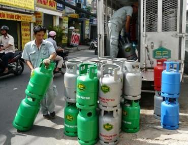 Giá gas tháng 12 tăng nhẹ