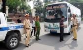 Hà Nội: Xử phạt 418 vi phạm về giao thông và trật tự đô thị