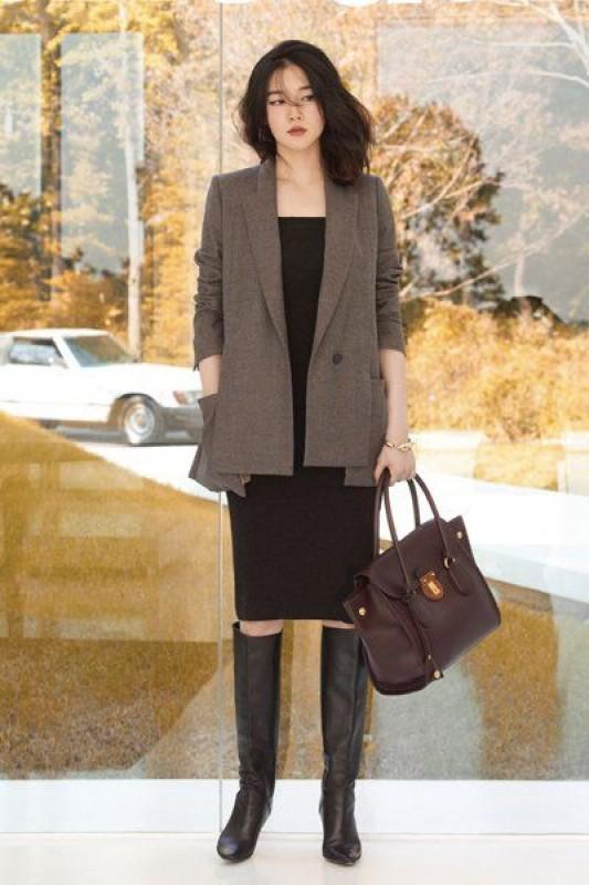 Tìm hiểu gu thời trang khiến cho ngôi sao xứ Hàn Lee Young Ae vô cùng quyến rũ