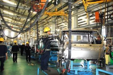 Sản xuất công nghiệp tháng 11 tăng 17,2%  so với cùng kỳ
