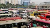 Hà Nội: Tăng khoảng 1.000 lượt xe phục vụ đi lại dịp Tết
