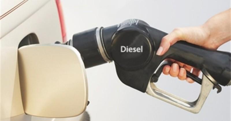 cong bo gia ban le dau diesel muc v tu ngay 15 12