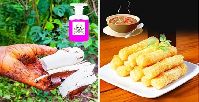 Top thực phẩm tưởng an toàn nhưng lại rất độc hại mà bạn vẫn ăn hằng ngày