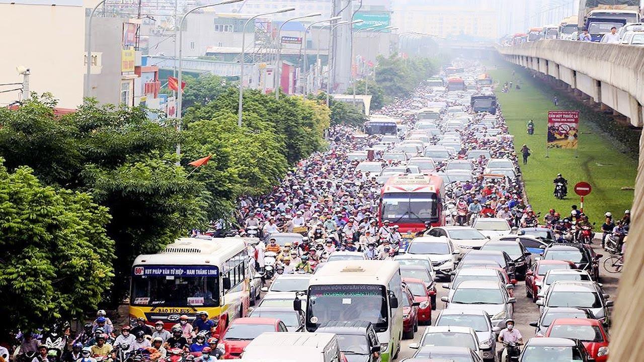 Chưa xem xét lập Ban chỉ đạo chống ùn tắc giao thông tại 2 TP lớn