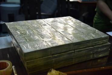 Năm 2017 thu giữ 2,5 tấn ma túy các loại