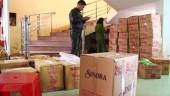 Bắt quả tang đối tượng sản xuất hàng nghìn gói bột ngọt giả