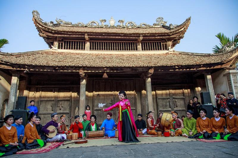 Lan tỏa  tình yêu văn hóa Việt
