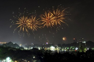 Bộ Tư lệnh Thủ đô xây dựng kế hoạch bắn pháo hoa Tết âm lịch