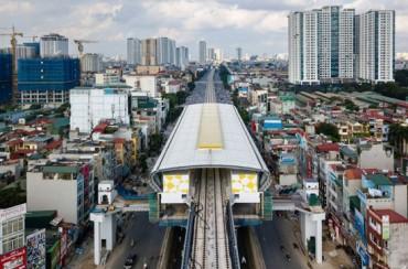 Đường sắt Cát Linh – Hà Đông chính thức được giải ngân 250,6 triệu USD
