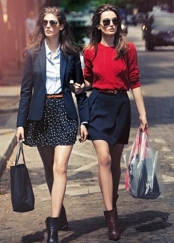 Học cách phối đồ phong cách nữ sinh