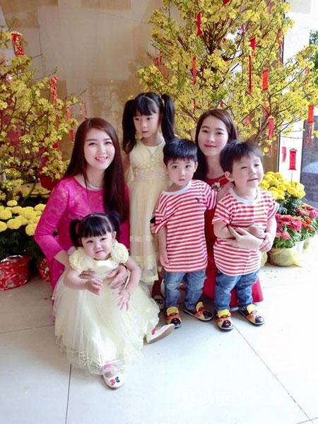 Em gái Hoa hậu Mai Phương Thúy