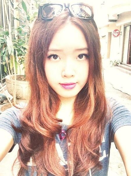 Mai Ngọc Phượng sinh năm 1993, cô đang là sinh viên trường Cao đẳng Columbia, Vancouver, Canada.