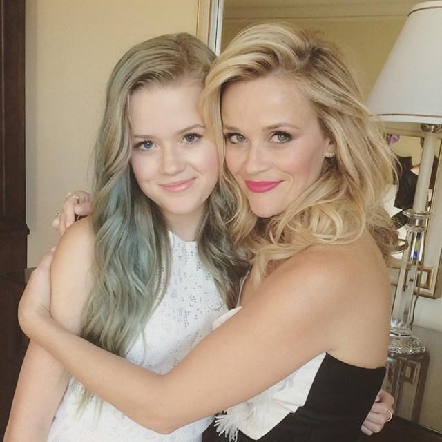 Con gái xinh đẹp và nổi tiếng của các sao Hollywood