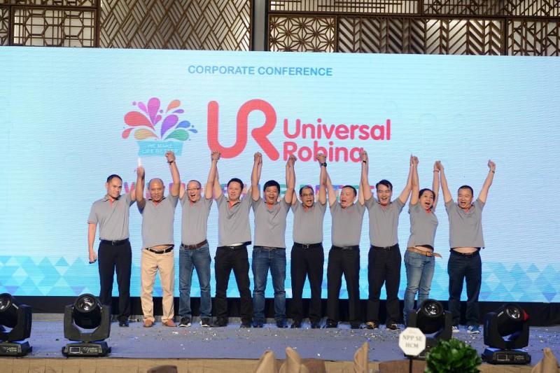 URC nâng tầm thương hiệu