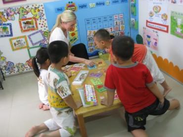 Xây dựng 50 trường học thân thiện bảo vệ trẻ em tại TP HCM