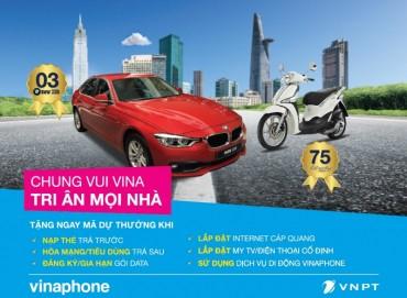 Cơ hội trúng thưởng xe BMW 330i