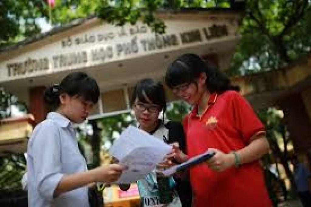 Hà Nội: Trên 76.000 thí sinh dự thi THPT quốc gia
