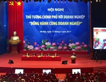 Gần 2000 đại biểu dự Hội nghị Thủ tướng Chính phủ với doanh nghiệp lần 2
