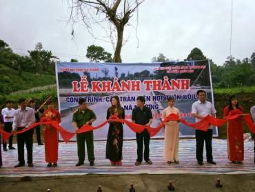 700 triệu tài trợ xây cầu tràn liên hợp ở Hà Giang