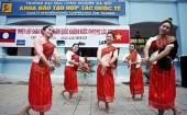 Mới có 20.000 sinh viên nước ngoài đến Việt Nam học